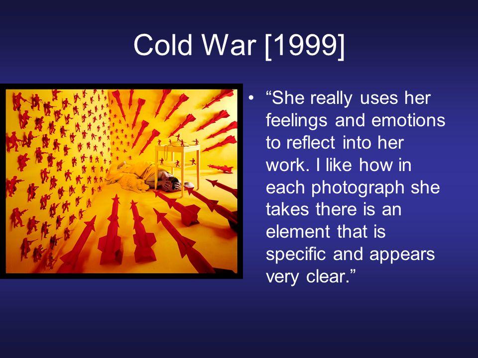 Cold War [1999]